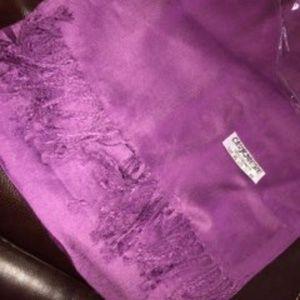 100% Soft Cashmere Wrap